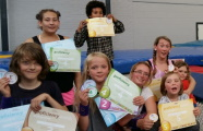 Tumbling Trampoliners - Awards