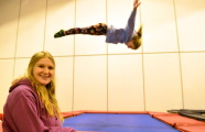Tumbling Trampoliners - Pictures