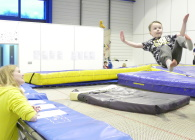 Tumbling Trampoliners - Our club