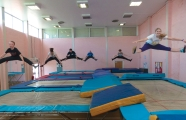 Tumbling Trampoliners - Reviews